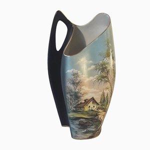 Mid-Century Vase or Umbrella Stand