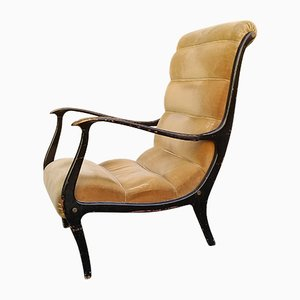 Model Mitzi Lounge Chair by Ezio Longhi for Elam, 1960s