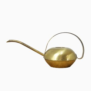 Mid-Century Brass Watering Can, 1950s