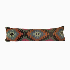 Geometrical Bedding Kilim Cushion Cover