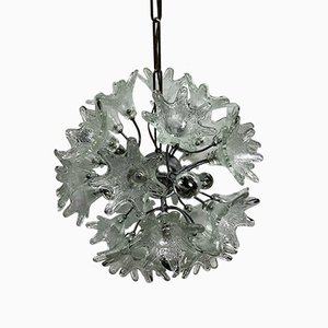 Vintage Sputnik Chandelier by Paolo Venini for VeArt, 1960s
