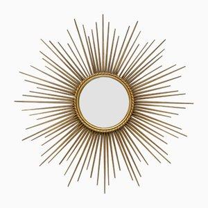 Large Sunburst Mirror, 1960s