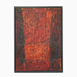 Large Abstract Painting, 1970s