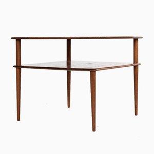 Corner Table in Teak by Hvidt & Mølgaard for Cado, 1960s
