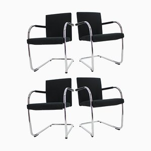 Armchairs by Antonio Citterio & Glen Oliver Löw for Vitra, 1999, Set of 4