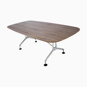 Großer Esstisch von Charles und Ray Eames für Vitra, 1989