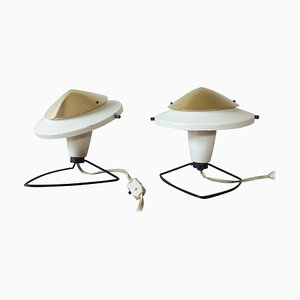 Table or Wall Lamps from Zukov, 1959, Set of 2