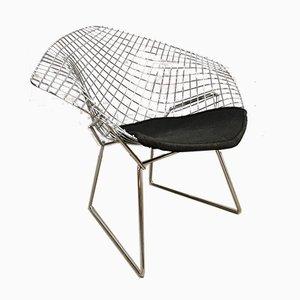 Diamond Wire Chair von Harry Bertoia für Knoll International, 1980er