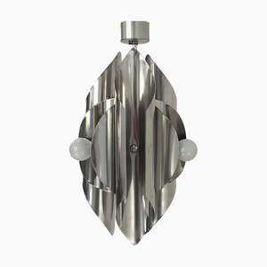 Chromium Pendant Lamp, 1960s