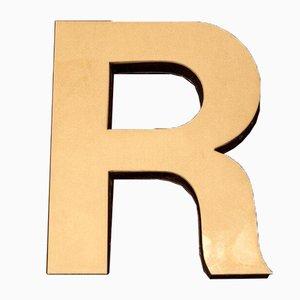 White Letter R, 1970s