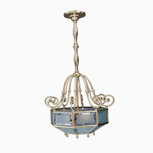Art Deco Austrian Chandelier, 1920s