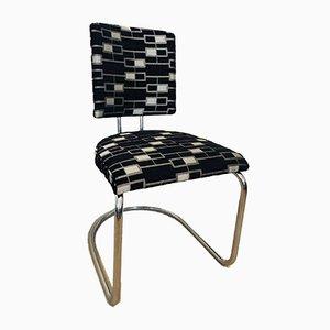 Vintage Modell S15 Stuhl von Robert Slezak, 1930er