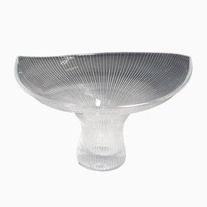 Crystal Nr. 3523 Vase von Tapio Wirkkala für Iittala, 1950er