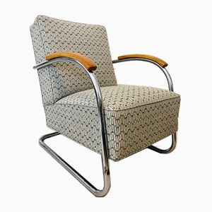 Vintage Model FN21 Armchair from Mücke Melder, 1930s