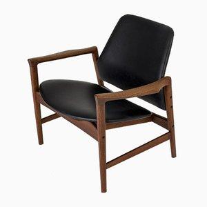 Modell Holte Sessel von Ib Kofod Larsen für OPE, 1960er, 2er Set