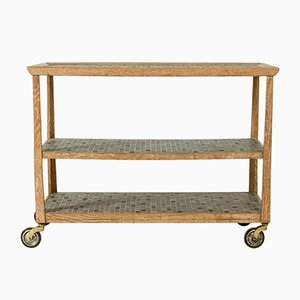 Serving Cart by Otto Schulz for Boet, 1950s