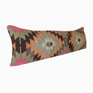 Geometrical Extra Long Kilim Cushion Cover
