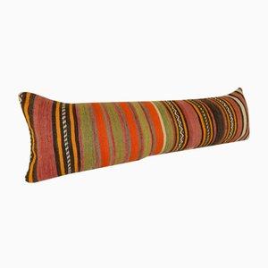 Handmade Hippie Bench Turkish Kilim Cushion Cover