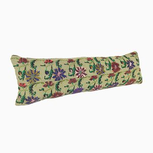 French Decor Aubusson Floral Kilim Cushion Cover