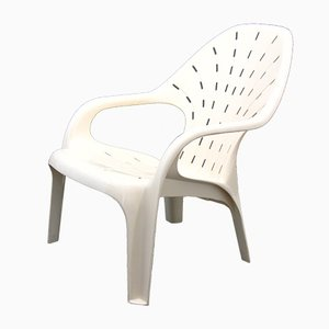 Garden Armchair by H. Massonet for Stamp, 1980s