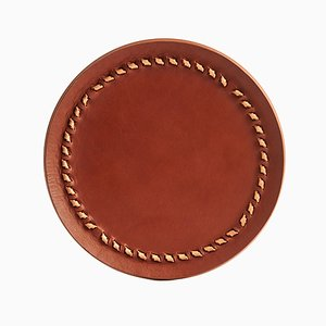 Small Brown Daphne Tray from Uniqka