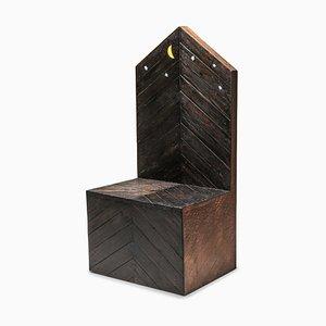 Vintage Thron Chair von Lorenzini, 1980er