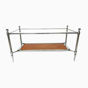 Vintage Coffee Table from Maison Jansen, 1940s