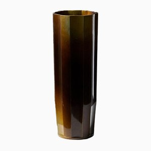Vase par Ivar Ålenius-Björk pour Ystad Brons, Sweden, 1930s
