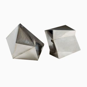 Sculptures Untitled by Ib Agger, Denmark, 2006, Set of 2