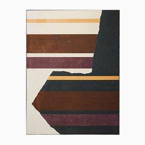 Pittura di Gunnar Agaard Andersen, Danimarca, anni '60