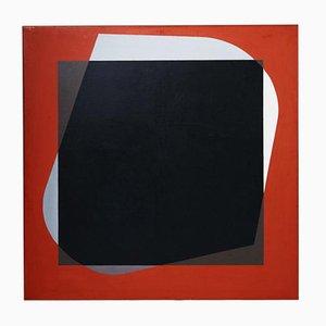 Painting Fra Coma til Egba by Kai Führer, Denmark, 1977