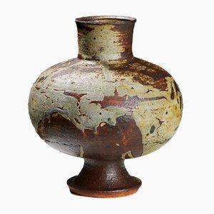 Vase von Kyllikki Salmenhaara für Arabia, Finland, 1950er