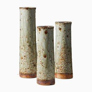 Vases par Marianne Westman pour Rörstrand, Suède, 1960s, Set de 3