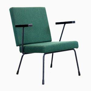 Modell 1401 Armlehnstuhl von Wim Rietveld für Gispen, 1960er