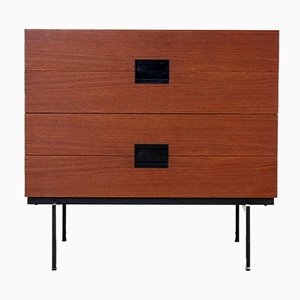 DU10 Japanese Series Chest by Cees Braakman for Pastoe, 1950s