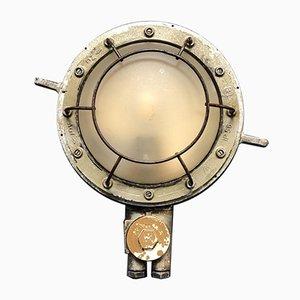 Schiffs Wandlampe, 1950er