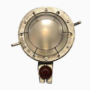 Russische Schiffs Wandlampe, 1950er