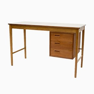 Danish Teak and Oak Dressing Table by Svend Åge Madsen, 1960s
