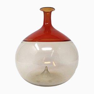 Model Bolle Bottle by Tapio Wirkkala for Venini, 1966
