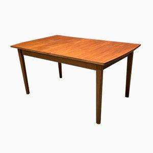 Scandinavian Style Teak Dining Table, 1970s