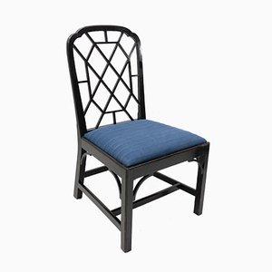 Chinesische Chippendale Stühle, 1962, 4er Set