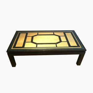 Table Basse Laque, 1960s