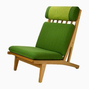 Chaise d'Appoint Modèle GE 375 par Hans J. Wegner pour Getama, Danemark, 1960s