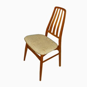 Danish Teak Dining Chairs from Den Blaa Fabrik, 1960s, Set of 4
