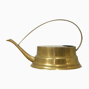 Mid-Century Brass Watering Can, 1960s