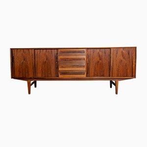 Rosewood Sideboard by Ærthøj Jensen & Mølholm for Herning, 1960s
