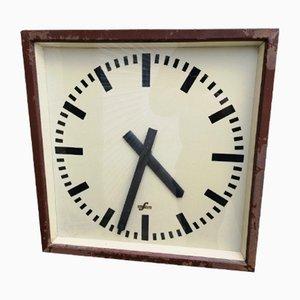 Grande Horloge de Bureau Industrielle de El Fema, Allemagne, 1950s