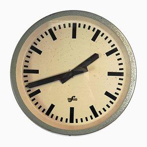 Horloge de Bureau Industrielle de El Fema, Allemagne, 1950s