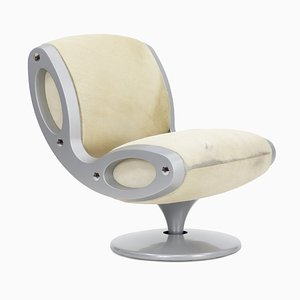 Gluon Swivel Lounge Chair by Marc Newson for Moroso, 1990s