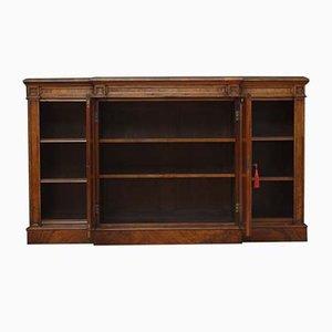 Victorian Cabinet Bookcase